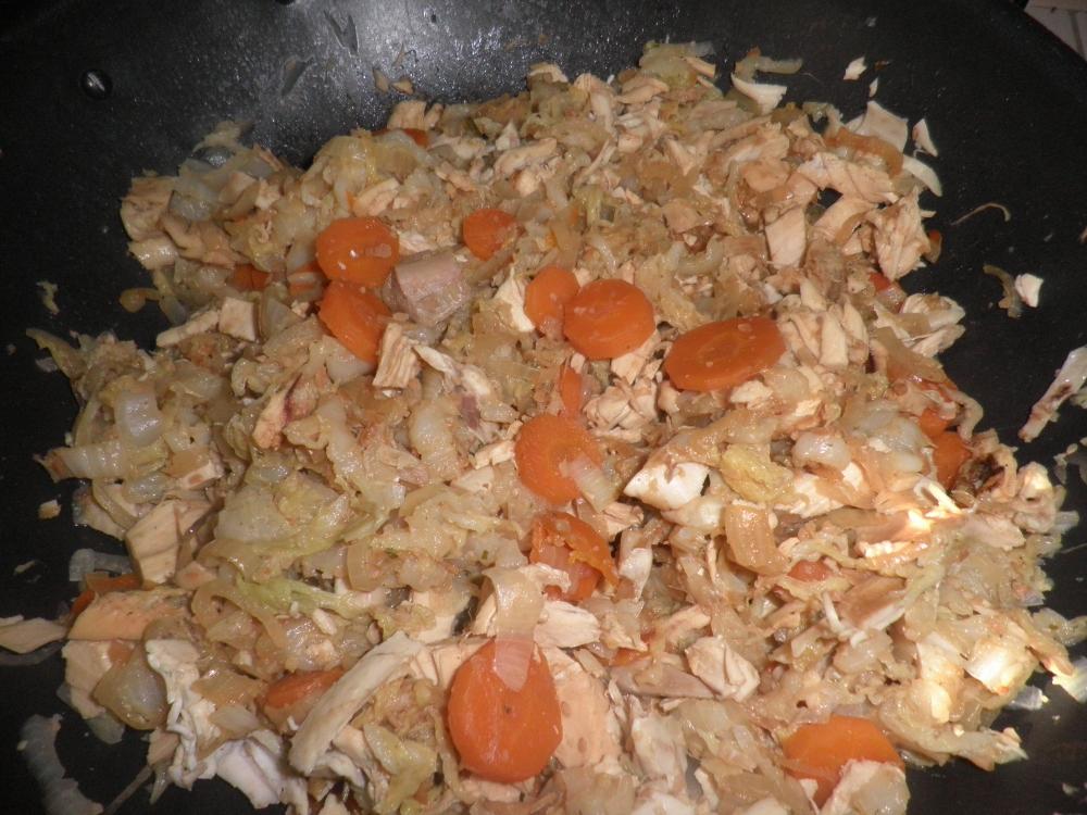 DIY: Chou Chinois sauté au wok sauce cacahuète et sésame (6/6)