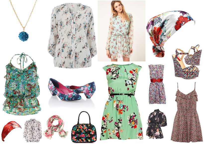 This summer will be floral