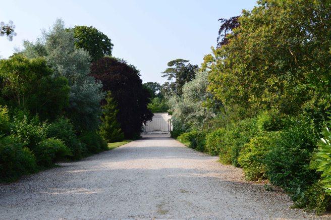 jardin anglais parc de saint-germain en laye
