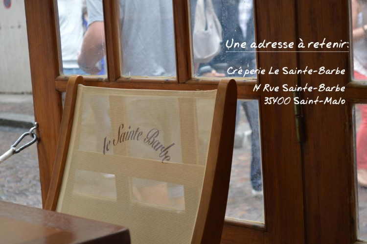 Crêperie Sainte Barbe