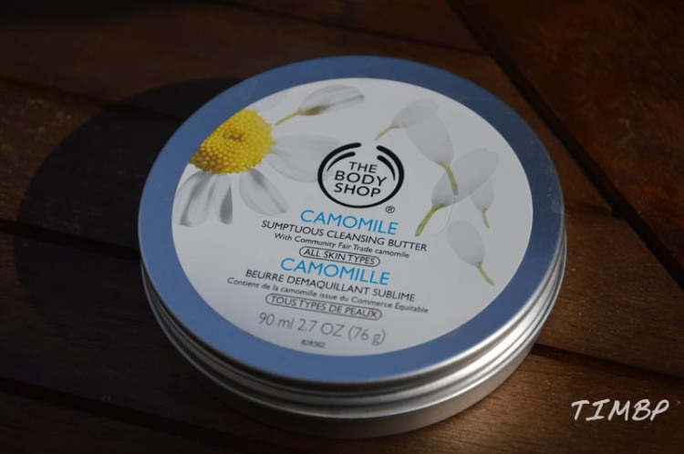 Beurre Démaquillant à la Camomille - The Body Shop
