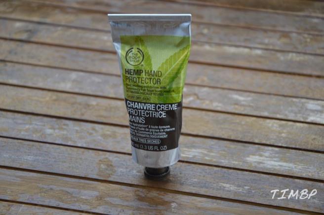 Crème pour les mains au chanvre - The Body chanvre