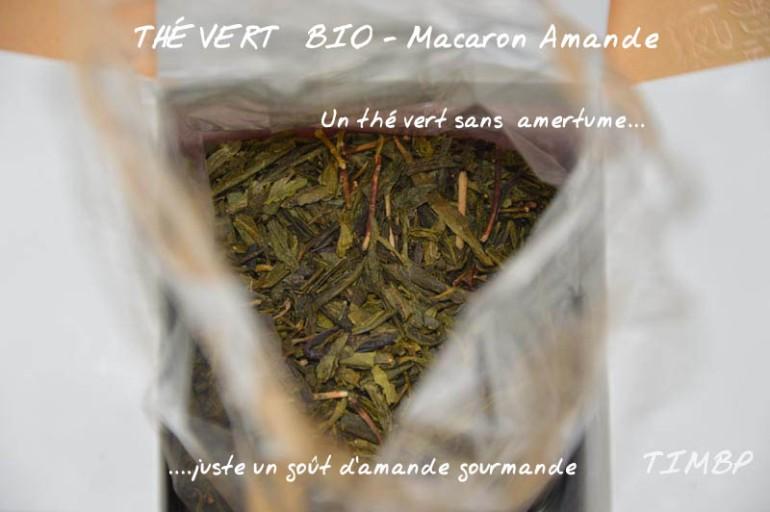 The Vert Macaron Amande