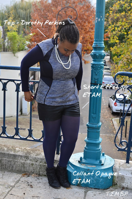 Tenue French Curves - Sporty Chic9