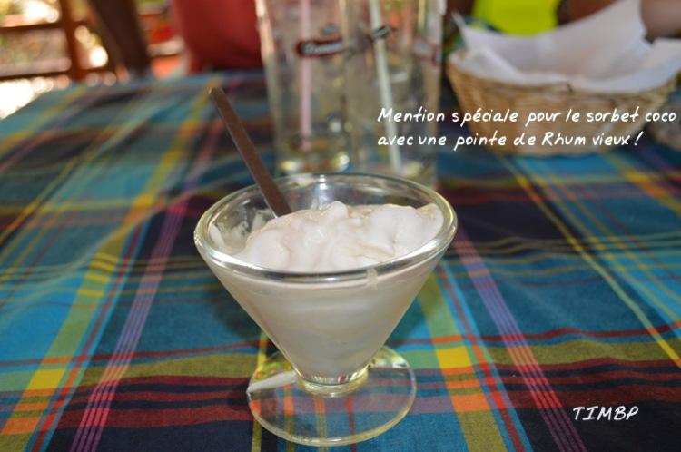 Chez Coco - Sorbet