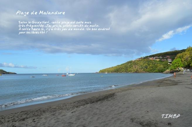 plage de Malendure