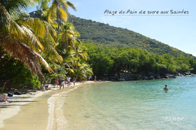 plage Pain de Sucre