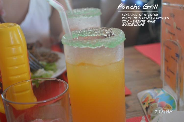 Poncho Grill - Planteur