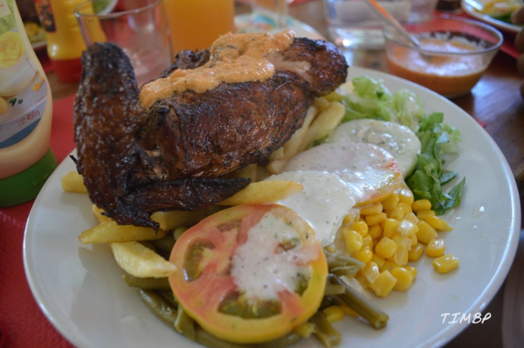 Poncho Grill