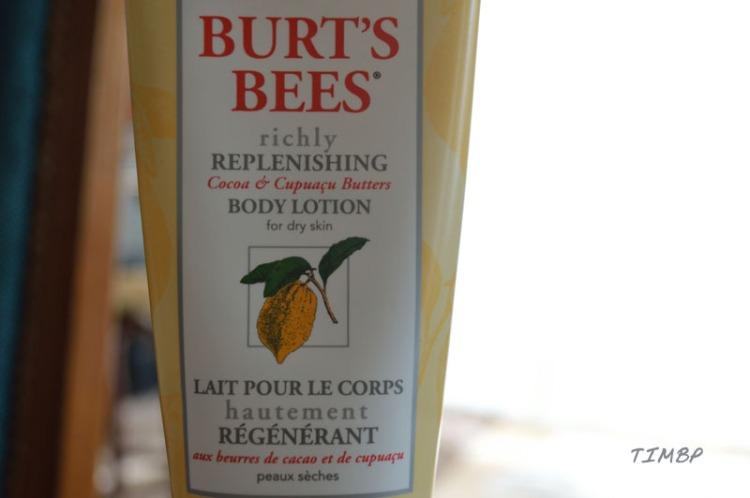 Lait corporel Hautement régénérant Burt's Bees
