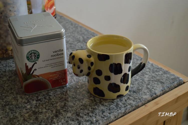 Starbucks-Vanille Rooibos