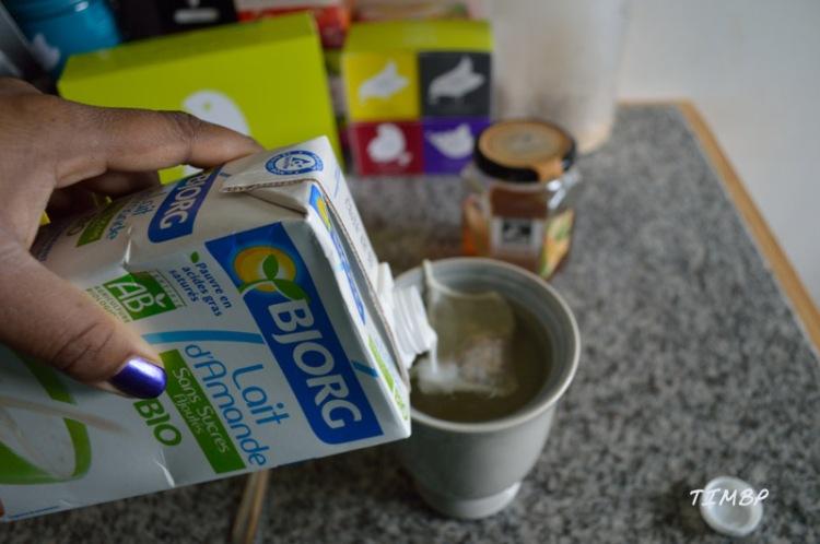 Lov Is Good façon Tchai thé latte - Lait d'Amande