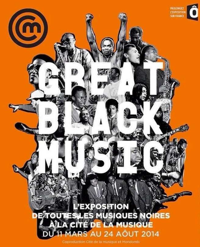 affiche Great Black Music - Copie