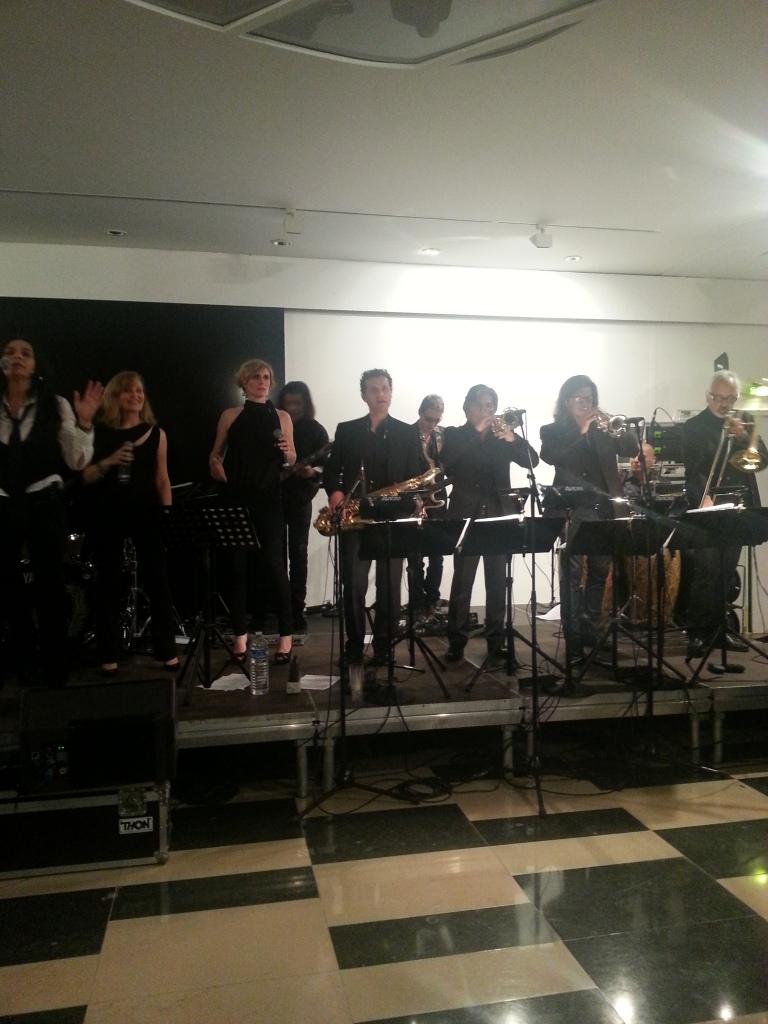 L'orchestre pour le concert - Visite privée Great Black Music