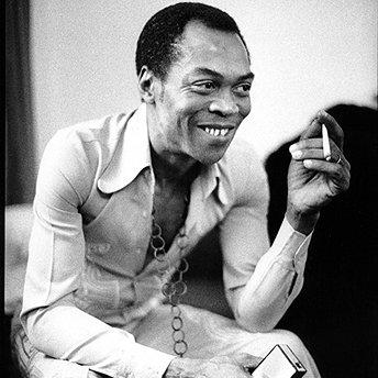 Fela Kuti, Créateur de l'Afro Beat