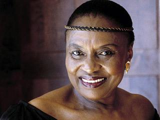 Miriam Makeba, chanteuse sud-africaine engagée contre l'Apartheid