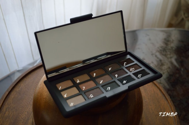 Palette NARSissist_Thisismebeingpositive