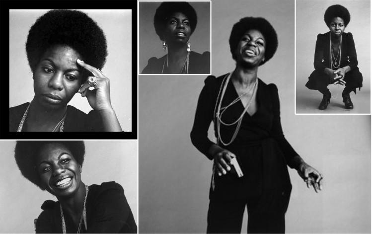 Montage Nina Simone