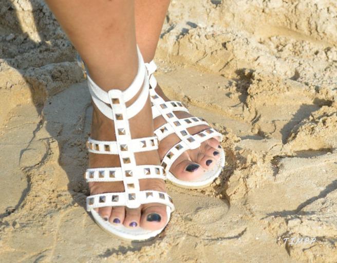 Détails-shoes