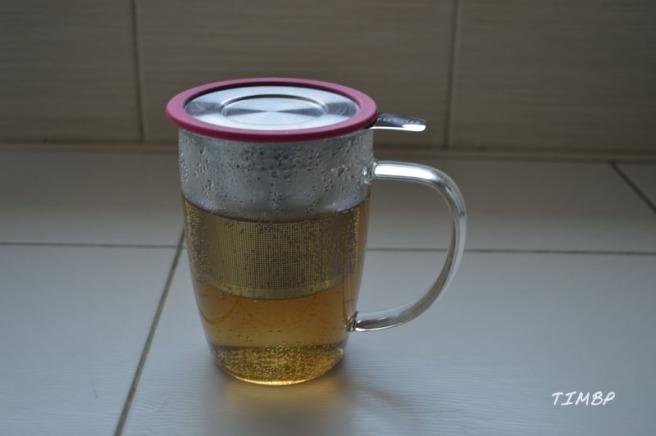 Tisanière-ForLife-thé à la menthe