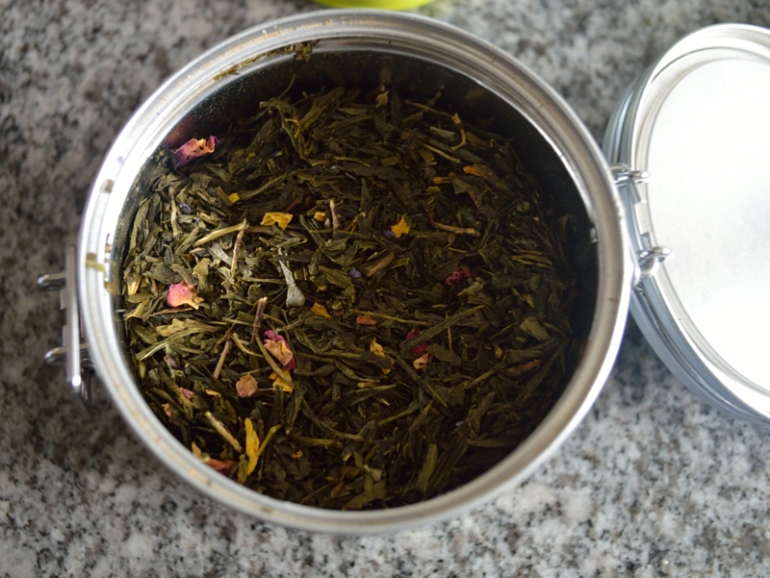 Feuilles-Thé du Hammam-Palais des thés