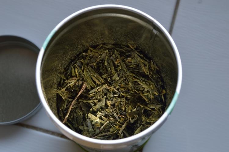 Feuilles - Thé vert Menthe glaciale-Palais des thés
