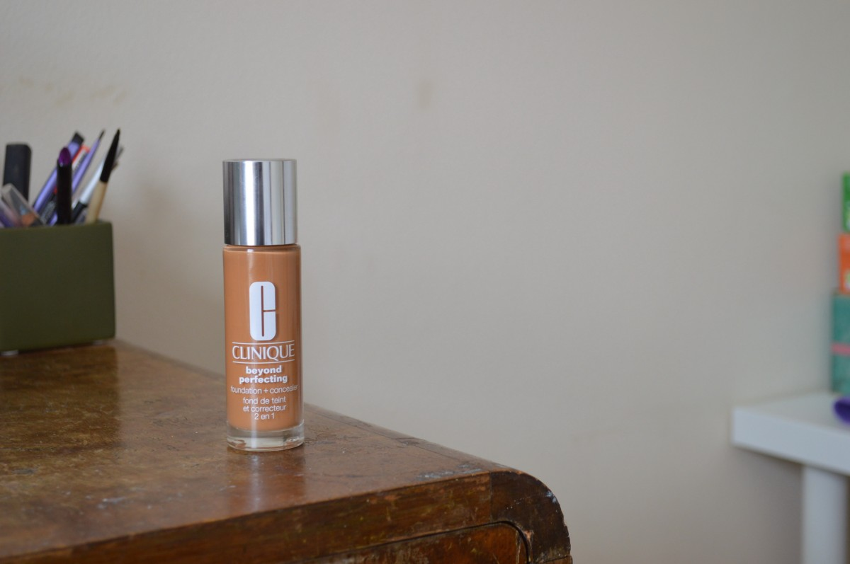 "[Beauty Fav] Mon premier fond de teint liquide ""Beyond perfecting"" de Clinique"