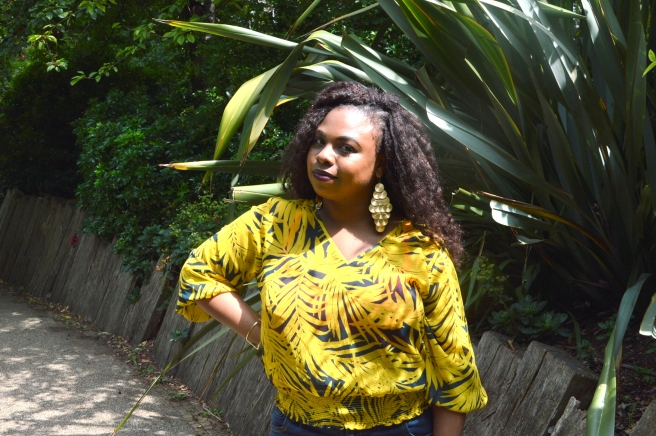 Being Missflo-Tropical heat-how to wear flare (1)