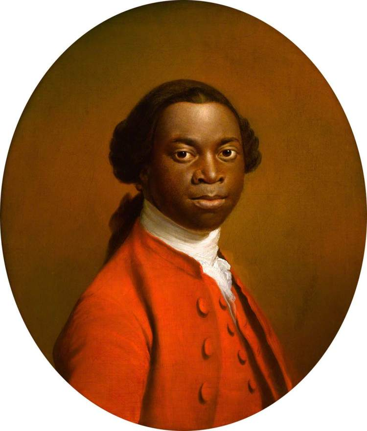Ramsay, Allan; Portrait of an African; Royal Albert Memorial Museum; http://www.artuk.org/artworks/portrait-of-an-african-95600