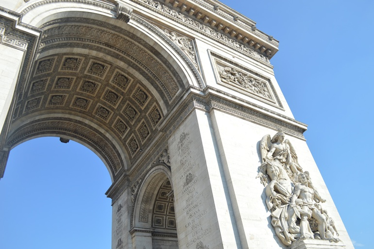 BeingMissflo-1jour1metro-Paris-Saint-Lazare-Arc-de-triomphe (49)