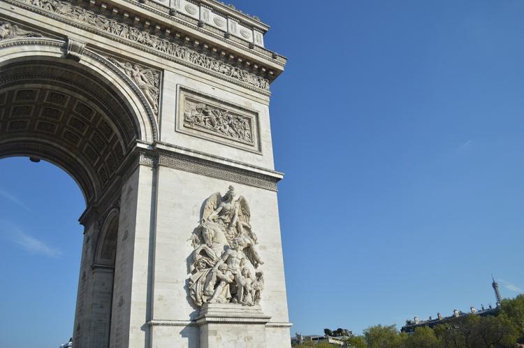 BeingMissflo-1jour1metro-Paris-Saint-Lazare-Arc-de-triomphe (50)