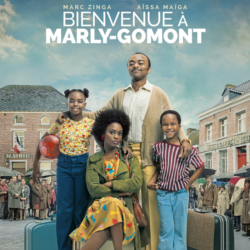 Ciné/ J'ai vu Bienvenue àMarly-Gomont
