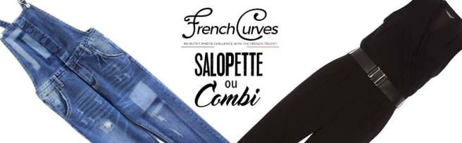 Illustration FrenchCurves Combi ou salopette