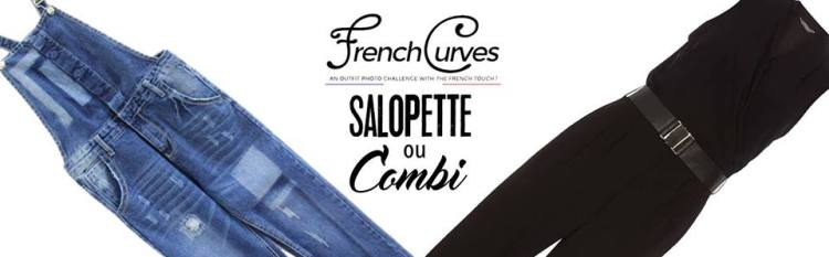 Illustration FrenchCurves Combi ou salopette