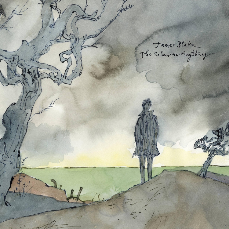 James Blake - A colour in anything