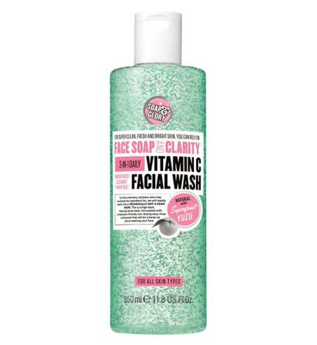gel netoyant -soap and glory